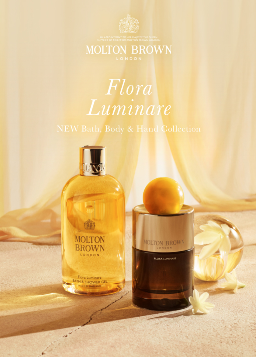 Molton Brown Flora – by Tina Hillier - CRXSS