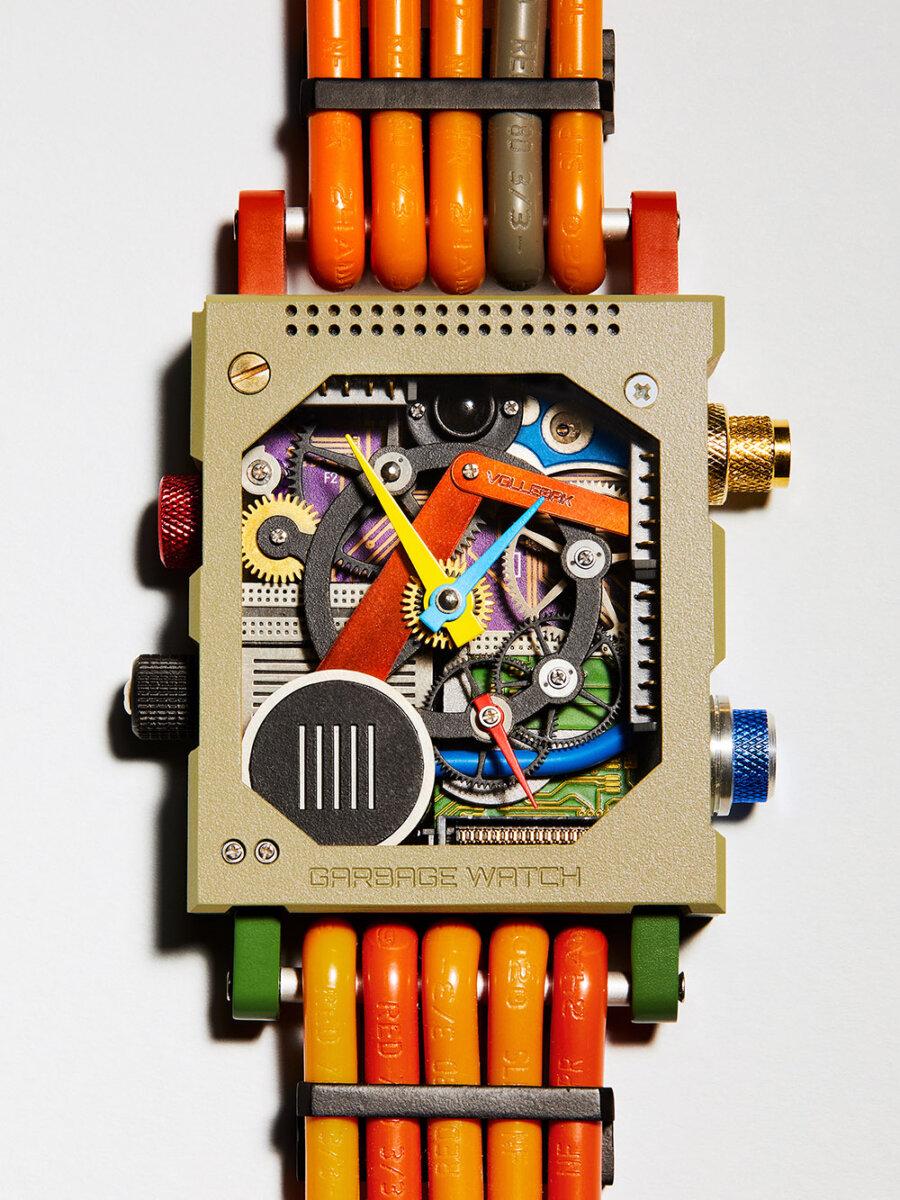 Garbage Watch - CRXSS