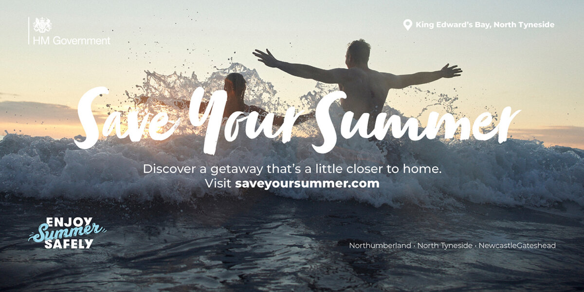 Save Your Summer Campaign by Ryan Edy. - CRXSS