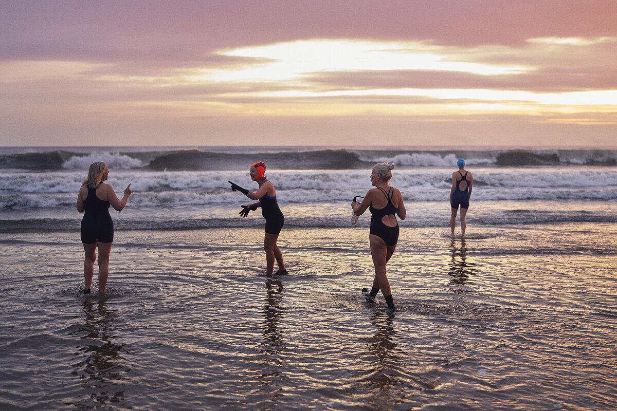 Sea Swimmers - CRXSS
