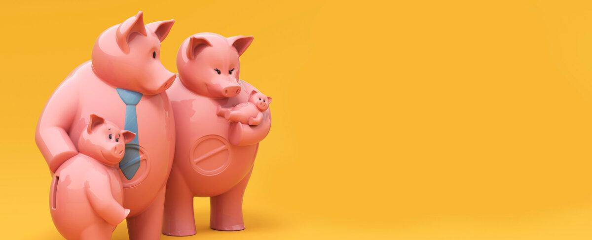 Money Pigs - CRXSS