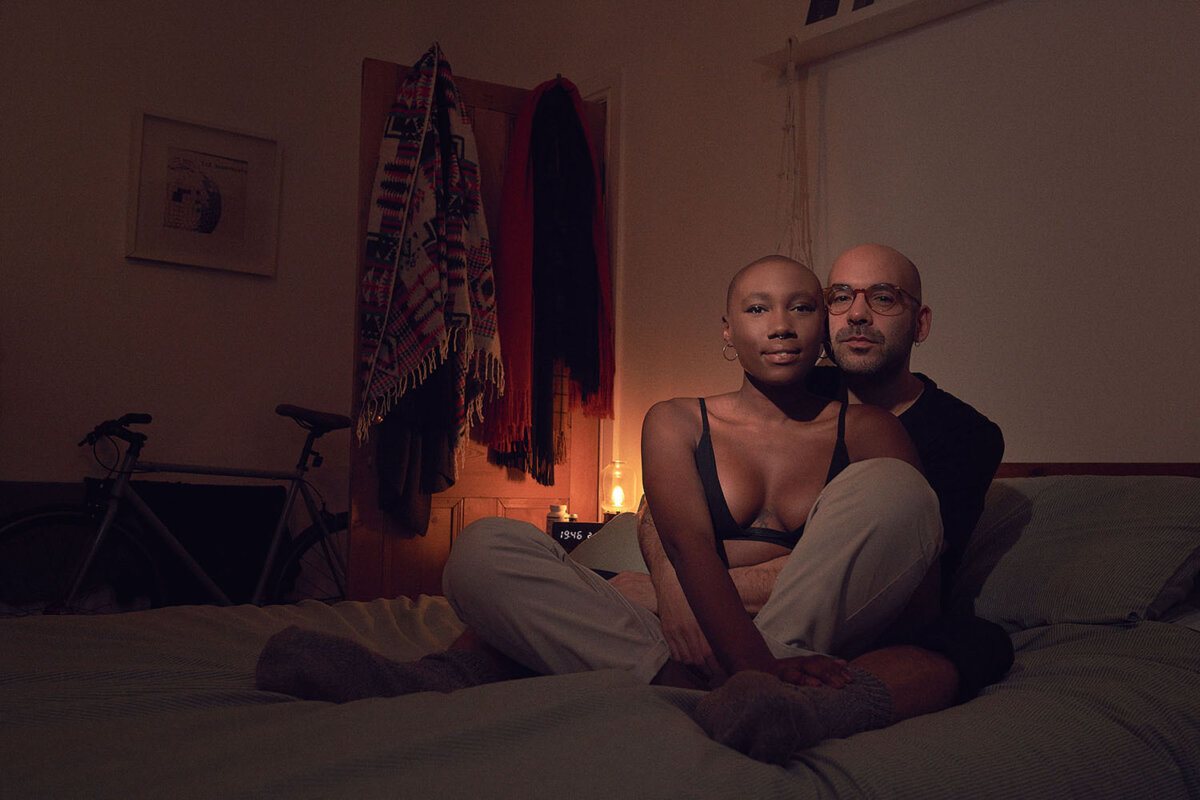 Intimacy: A Personal Project by Ryan Edy. - CRXSS