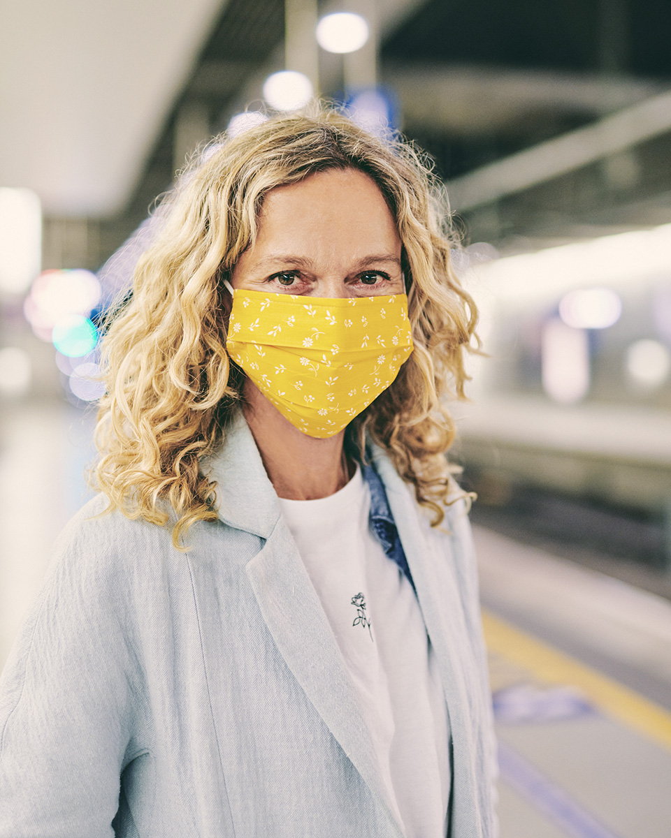 Stay Alert Folks. A Public Health England Campaign by Kate Peters - CRXSS