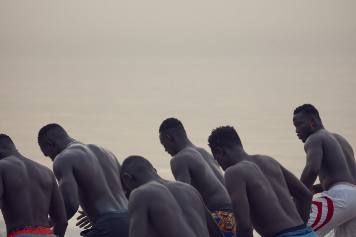 Batista & Crew by Dirk Rees - CRXSS