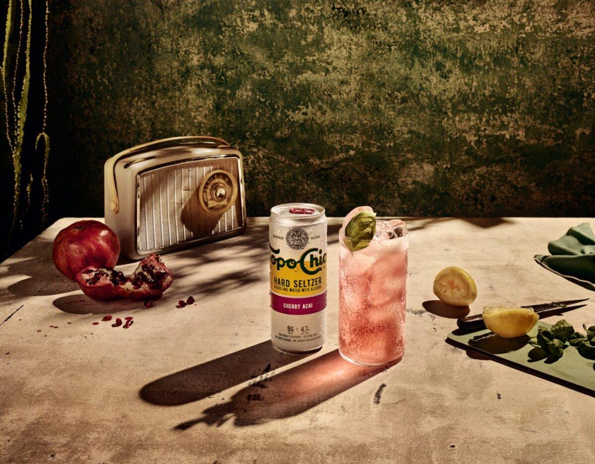 Topo Chico Hard Seltzer by Rob Lawson - CRXSS