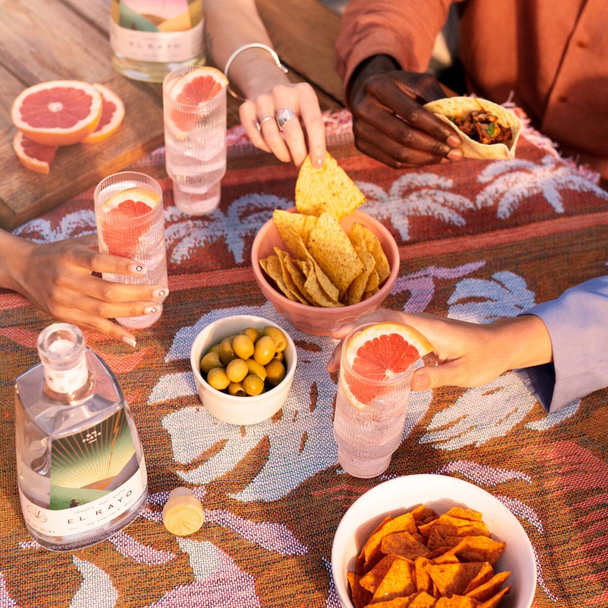 El Rayo Tequila - CRXSS