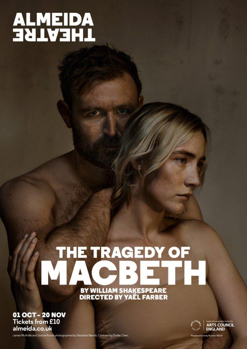 The Tragedy of Macbeth @ Almedia Theatre: by Sebastian Nevols - CRXSS